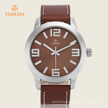 Presente analógico 72253 do relógio de pulso do relógio de quartzo militar do exército de Luxuary dos homens