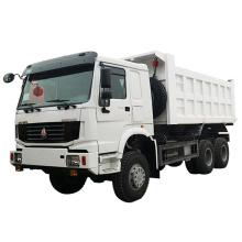 Preço de caminhão basculante 6x6 de sinotruk howo de grande capacidade