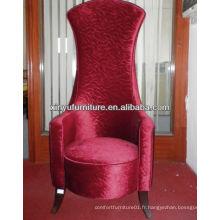Chaise canapé d'attente à l'entrée de l'hôtel XY4880