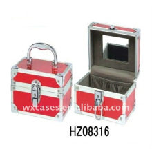 professional aluminum beauty case with multi color options