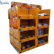 company Point Customized Exhibition pallet display of Sale