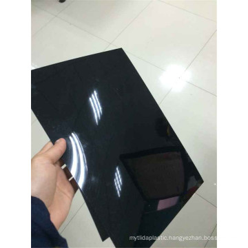 High Gloss Rigid PVC Sheet Black PVC Film for Thermoforming