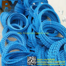 PVC Coated Razor Concertina Wire