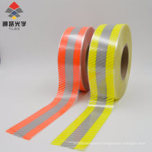 Silver Reflective Heat Transfer Film Vinyl Tape for Safety Workwear