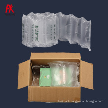 Plastic air filled pillows cushions bubble pillow for package protection