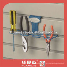 plastic screw hooks decorative wall hooks/ garage store wall hooks