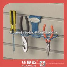 Ganchos de plástico para parede ganchos decorativos para parede / ganchos para parede de loja de garagem