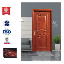 hot selling interior fireproof wooden door stlye for home