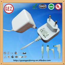 Adaptador de energia de comutação RoHs CE 25V