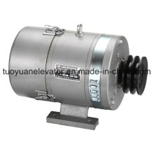 Brushless Silicon Rectifying Generator for Elevator Door Motor