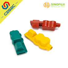 electric insulation protection heat shrink cover for busbar