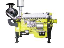 Água de Weichai 300HP melhor motor Diesel de refrigeração