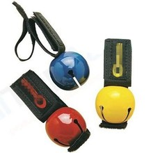 Eastony Bear Bell With Magnetic Silencer Hiking Safety Survival Attack Dog Bell