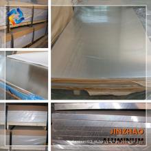 Tipo de placa e série 6000 grau ASTM 6082 4ft x 8ft preço da folha de alumínio