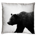 cute  black besr design cushion