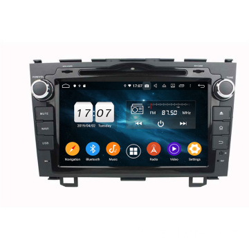 Audio de voiture CRV 2006-2011 android 9.0