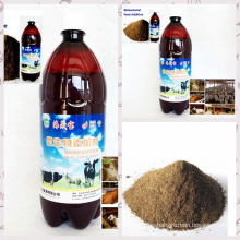 Preparado biológico de algas utilizado como aditivo para piensos