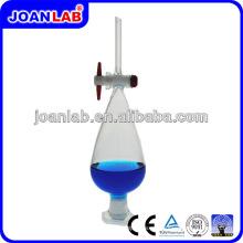 2016 Cristal de laboratorio de venta caliente que separa el embudo