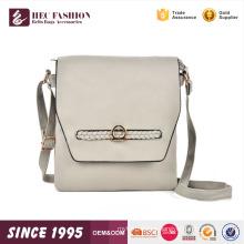 Productos baratos de HEC Mumbai para vender bolsos de cuero de la PU de las señoras del diseño calificado