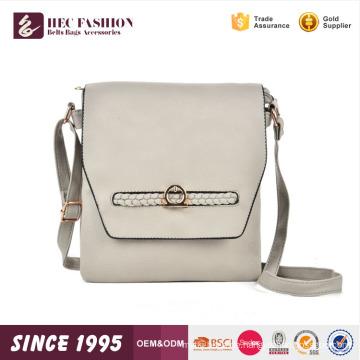 HEC Mumbai Günstige Produkte zu verkaufen Design Branded Damen Pu Ledertaschen