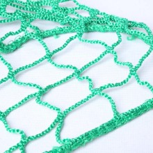 Standard construction safety rope net