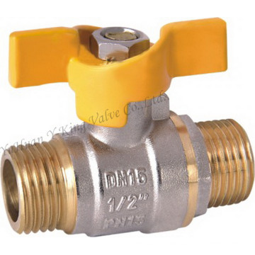 Butterfly Ball Valve for 3/4 (YD-1021)