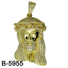 Latest Design Fashion Jewelry Pendant Silver 925 for Men