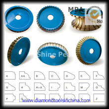 Diamond Profile Wheels for Stone