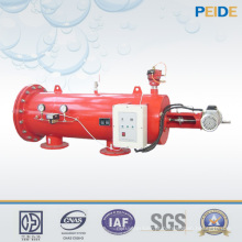 Máquina de filtro de água para tratamento de água da agricultura Processo de filtração