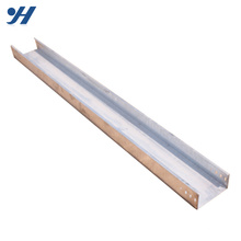 Chemin de câbles en acier inoxydable à cintrer à froid, dimensions des chemins de câbles perforés