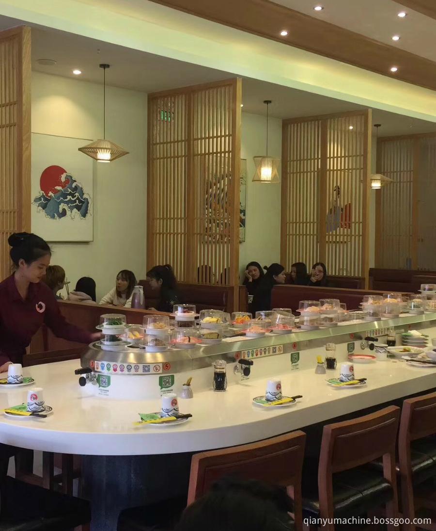 Belt Conveyor Sushi Restaurant