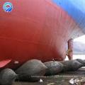 Lançador de airbag marinho de borracha do barco de pesca do lançamento e do embarcadouro