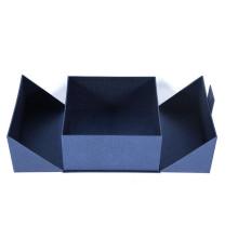 Caixa de exibição de presente de luxo com fecho magnético