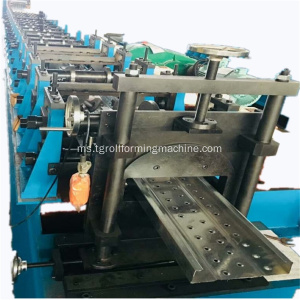 Tile Steel Rolling Board Walk Roll Forming Machine