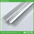 Película de aço inoxidável de aço inoxidável de aço inoxidável em canto de aço inoxidável para betão