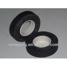 Fita isoladora de isolamento elétrico preto