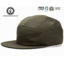 2016 Erwachsene 5 Panel Armee Green Camper Hut Strapback Cap