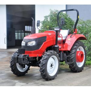 Custom 55 HP Mini 4WD Farm Tractors For Sale