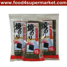 Sushi Nori 1/7 Cut 50 Sheet