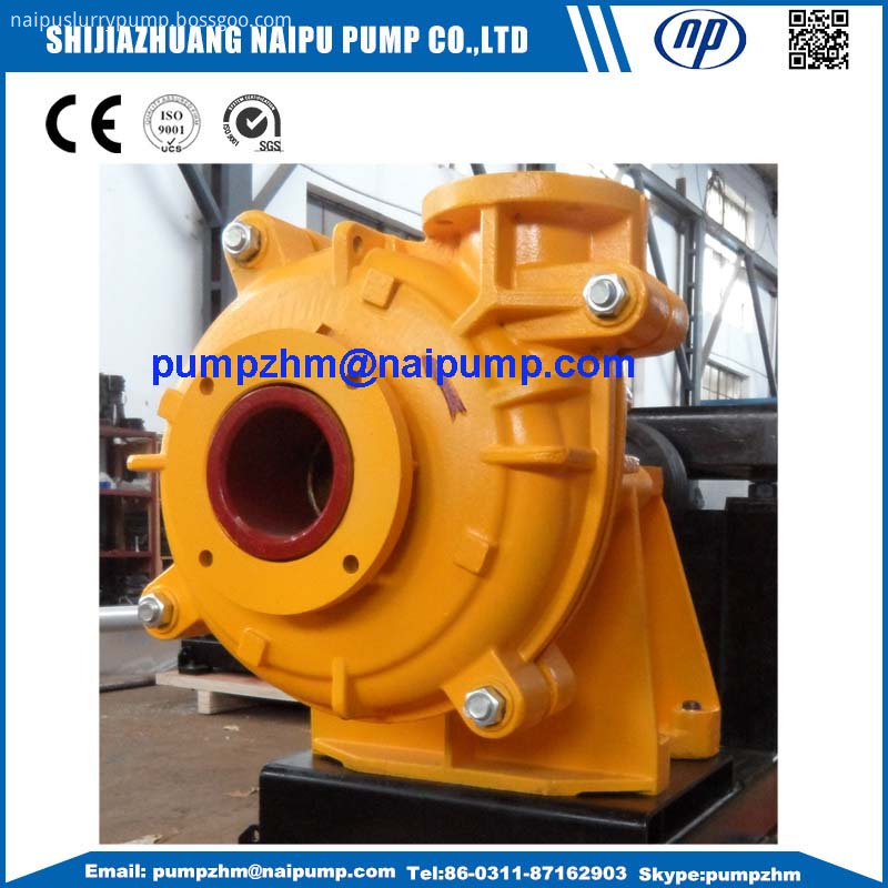 2x3 C Ah Horizontal Slurry Pump