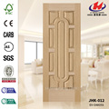 Laminate MDF Ev Oak Veneer Molded Door Panel