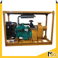 Centrifugal Horizontal Vacuum Priming Sewage Pump