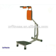 gym equipment names Standing Calf Raise with hydraulic cylinder