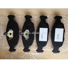 Almofada de travagem metálica completa de qualidade superior D688