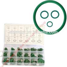 Diferentes tamaños Sellos de goma Junta tórica Sello de excavadora de elasticidad a prueba de agua o kit de anillo Caja de oring / Paquete de repuestos / conjunto