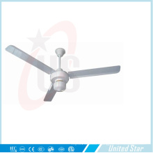 Unitedstar 56′′ Metal Cover Ceiling Fan (USCF-171) with Light