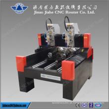 Custo-eficaz 3d cnc pedra roteador/mini escultura máquina cnc com eixo do cilindro