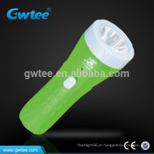 Lanterna recarregável conduzida da tocha da mini venda quente mini