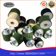 Pads de piedra: rueda del tambor del diamante 2-3inch