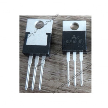 RF POWER MOS FET Silicon MOSFET Power Transistor 30MHz,16W  RD16HHF1